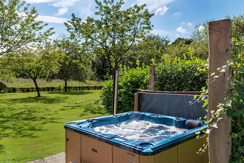 Landgoed de Weldaed Wellnessvilla DeSchoppe 012